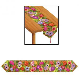 Tischläufer Luau-Blütenpracht 183 cm