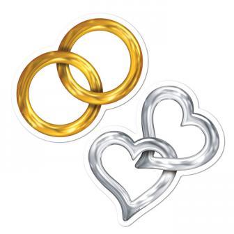 2 X 333 Gelbgold Trauringe Diamant 0 02ct Eheringe Hochzeitsringe
