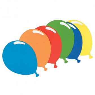 """Raumdeko """"Knalliger Luftballon"""" 38 cm"""