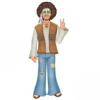 Wanddeko Peace-Man John 94 cm