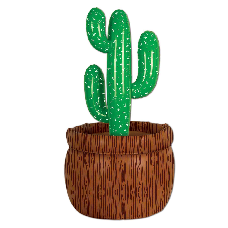 Aufblasbarer tisch getr nkek hler kaktus 66 cm g nstig kaufen bei - Aufblasbarer kaktus ...