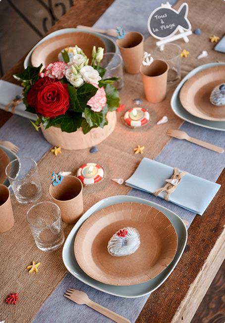 breiter tischl ufer deko vlies edle tafel 0 6 x 10 m gr n g nstig kaufen bei. Black Bedroom Furniture Sets. Home Design Ideas