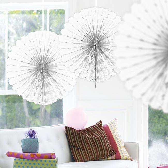 deckendeko f cher aus wabenpapier 45 cm g nstig kaufen bei. Black Bedroom Furniture Sets. Home Design Ideas