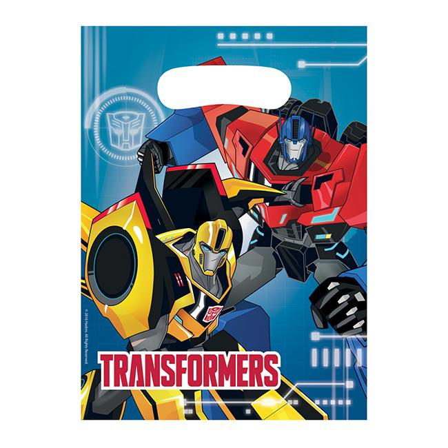 Geschenktütchen quot fantastische transformers er pack