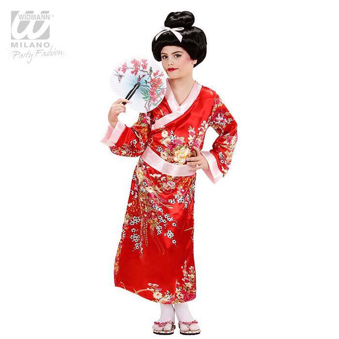 Geisha Kostüm Kinder : kinder kost m geisha 2 tlg g nstig kaufen bei ~ Frokenaadalensverden.com Haus und Dekorationen
