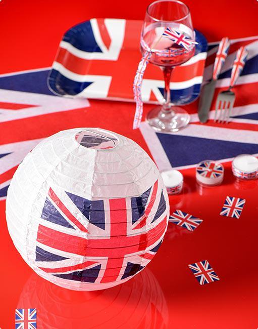 Lampions England 2er Pack G Nstig Kaufen Bei