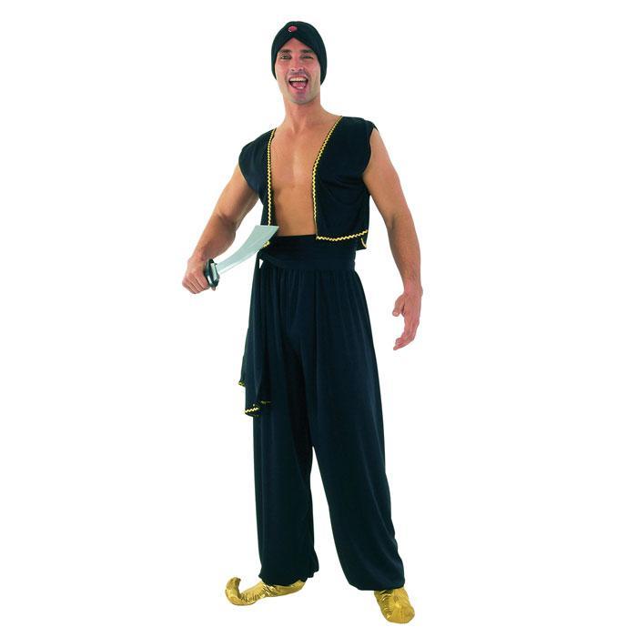 Orientalisches Kostum Sultan 4 Tlg Gunstig Kaufen Bei Partydeko De