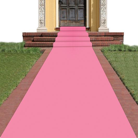 rosa teppich l ufer 61 cm x 4 6 m g nstig kaufen bei. Black Bedroom Furniture Sets. Home Design Ideas