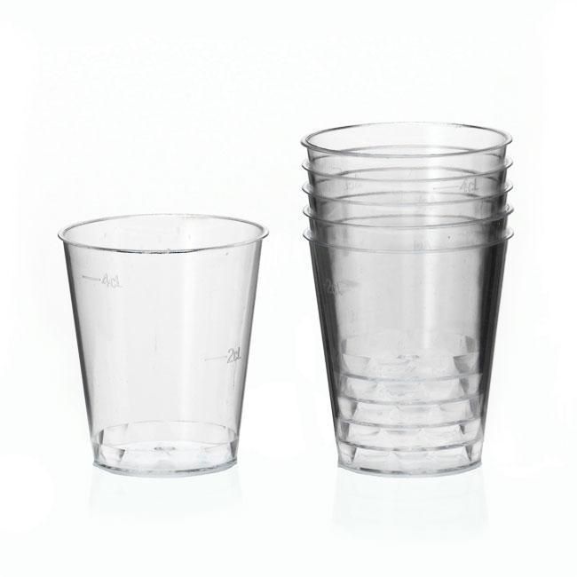 Füllmenge Schnapsglas