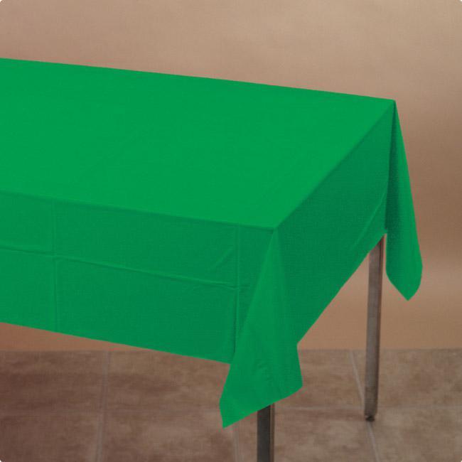 tischdecke 137 x 274 cm gr n g nstig kaufen bei. Black Bedroom Furniture Sets. Home Design Ideas