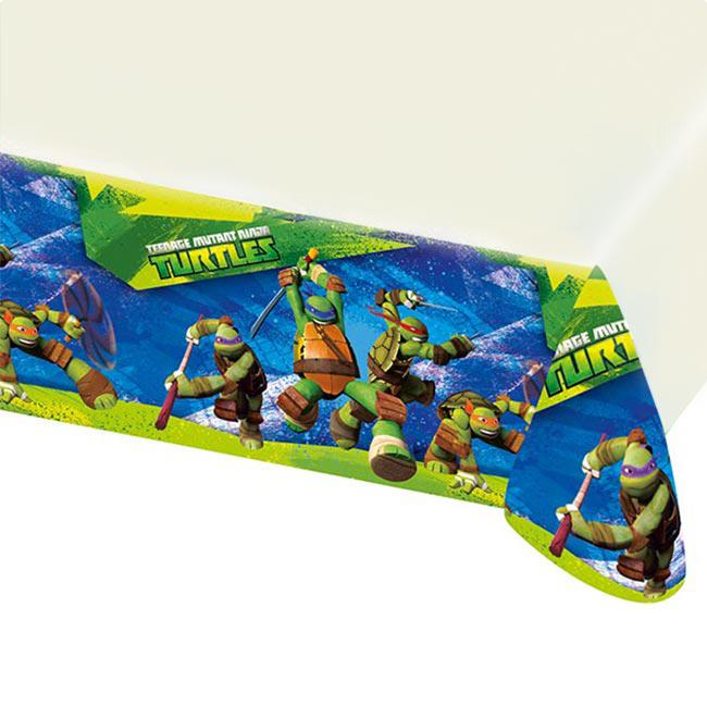 tischdecke ninja turtles 180 x 120 cm g nstig kaufen bei. Black Bedroom Furniture Sets. Home Design Ideas