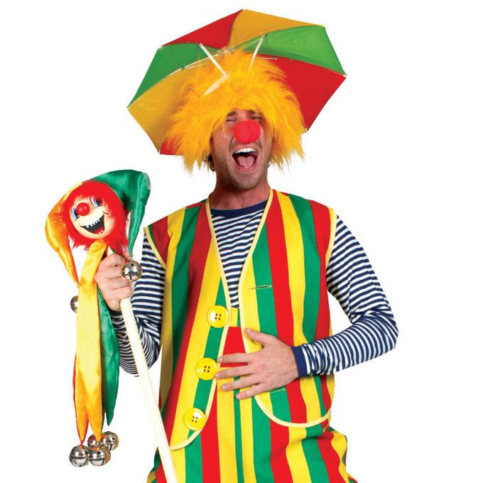 weste lustiger clown g nstig kaufen bei. Black Bedroom Furniture Sets. Home Design Ideas