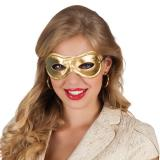 """Glamouröse Augenmaske """"Lady""""-gold"""