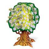 "3D-Geldbaum ""Blütenpracht"" 38 cm"