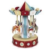 """3D-Tischdeko """"Spektakulärer Zirkus"""" 25 cm"""