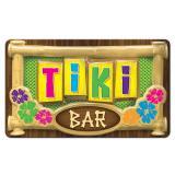 "3D-Wanddeko ""Tiki-Bar"" 48,5 x 28 cm"