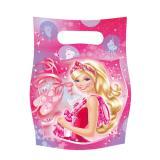 """Geschenk-Tütchen """"Barbie Ballerina"""" 6er Pack"""