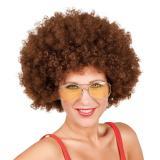 Afro Perücke-braun