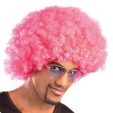 Afro Perücke-pink