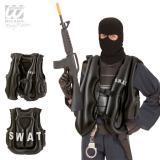 Aufblasbare SWAT -Weste für Erwachsene