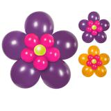 "Ballon-Set ""Blume"" 16-tlg."