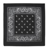 Bandana Classic 53,5 cm-schwarz