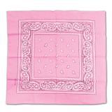 Bandana Classic 53,5 cm-rosa