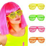 Brille Neon-Party