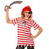"Damen-Kostüm ""Wilde Piratin"" 3-tlg."