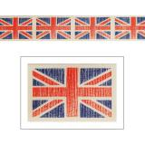 "Deko-Band ""England"" 1 m"