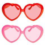 Die Brille mit Herz