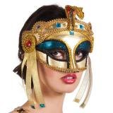 """Edle Augenmaske """"Kleopatra"""""""