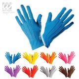 "Einfarbige Handschuhe ""Farbenfroh"" 23 cm"