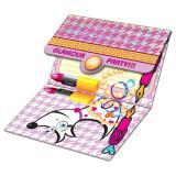 """Einladungskarten """"Glam Girls"""" mit Umschlag 8er Pack"""