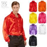 Elegantes Rüschenhemd