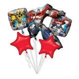 "Folienballon-Set ""Transformers"" 5 tlg."