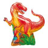 "Folien-Ballon ""Tyrannosaurus Rex Dino-Welt"" 79 cm"