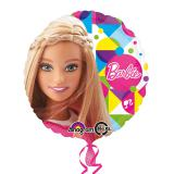 "Folienballon ""Bunte Barbie Welt"" 43 cm"