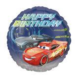 "Folienballon ""Cars"" Happy Birthday 43 cm"
