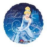 "Folienballon ""Cinderella"" 43 cm"