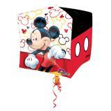 """Folienballon """"Micky Maus Feiert"""" 38 cm"""