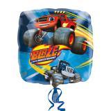 "Folienballon ""Monster Truck Blaze"" 43 cm"