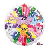 "Folienballon ""My little pony"" 43 cm"
