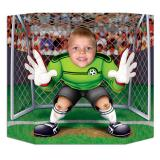 Fotowand Fußball Torwart 94 x 64cm