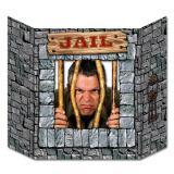 Fotowand Gefängnis 94 x 64 cm