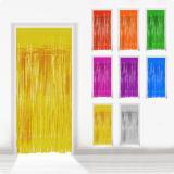 Fransen-Türvorhang aus Folie 2 m