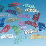 Geburtstagskonfetti Happy Birthday 15 g