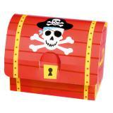 """Geschenk-Boxen """"Piraten-Bande"""" 8er Pack"""