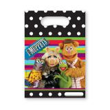 """Geschenk-Tütchen """"Die Muppets"""" 6er Pack"""