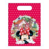 """Geschenk-Tütchen """"Süße Minnie Maus"""" 6er Pack"""
